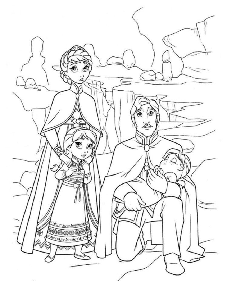 Frozen Coloring Pages Trolls Prinzewilson Com Disney Coloring