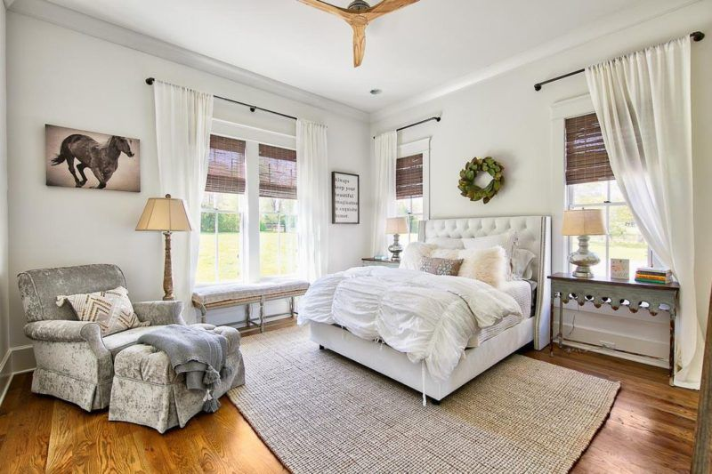 The Modern Farmhouse Where Martina S Table Was Filmed Furniture Cheap Furniture Stores Furniture Plans