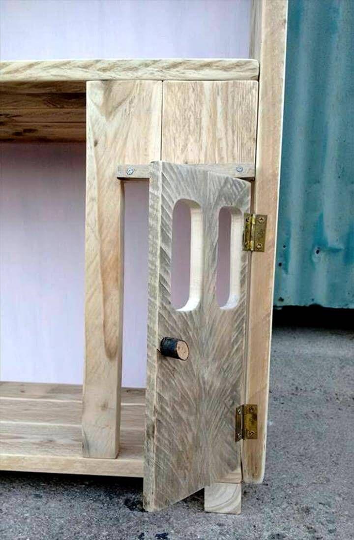 Recycelte Paletten Puppe Haus Design #recyceltepaletten Recycelte Paletten Puppe Haus Design - Palette Doll House #Palettenmöbel #recyceltepaletten