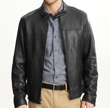 Shopping Guides: 10 Black Leather Jackets to Wear All Year
