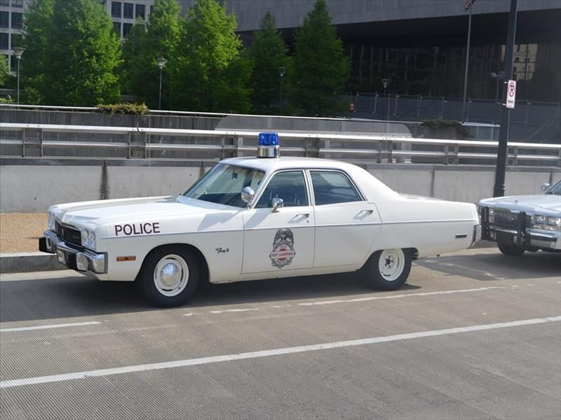 1973 Plymouth Fury Fort Lauderdale, FL Police Dept. filmed