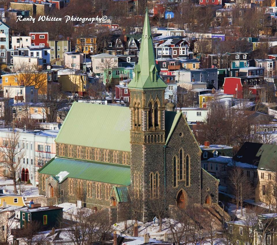 St. Patrick's Church St. John's