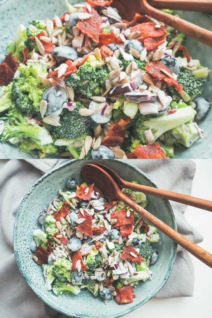 dressing til broccolisalat