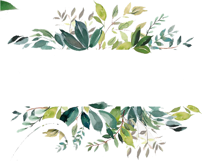 Free Watercolor Leaves Banner Vector Clipart Psd Watercolor Leaf Frame Png Transparent Png Watercolor Clipart Flower Frame Watercolor Leaves Watercolor