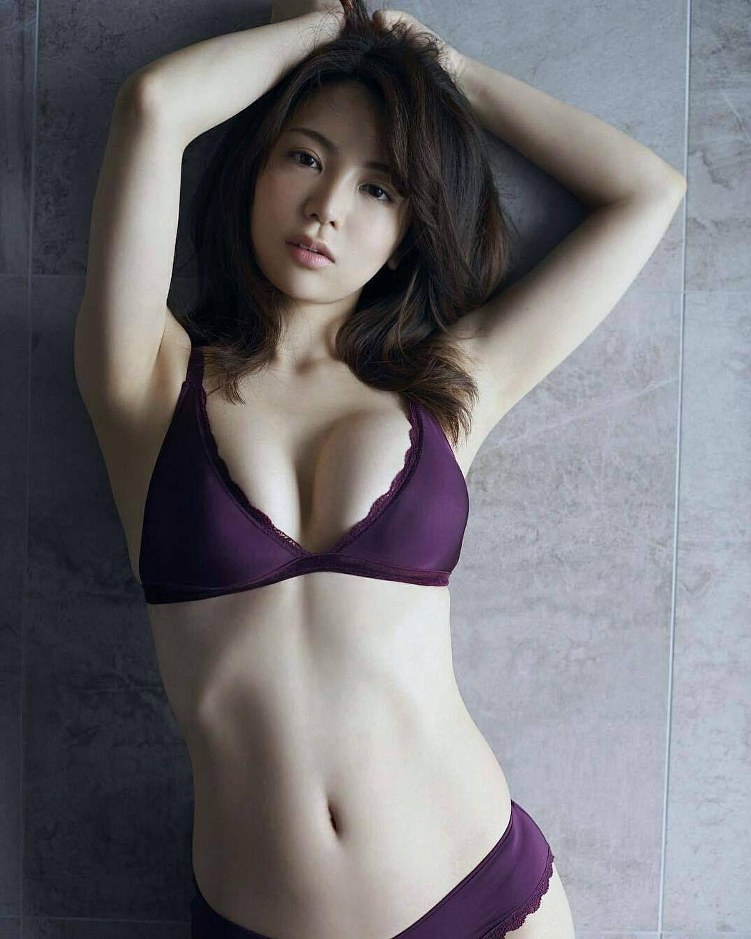 Miu Nakamura 中村美海 J Beauty Pinterest Ads