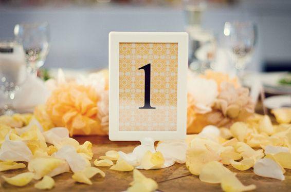 Diy Wedding Table Numbers Ikea Wedding Decor Weddings