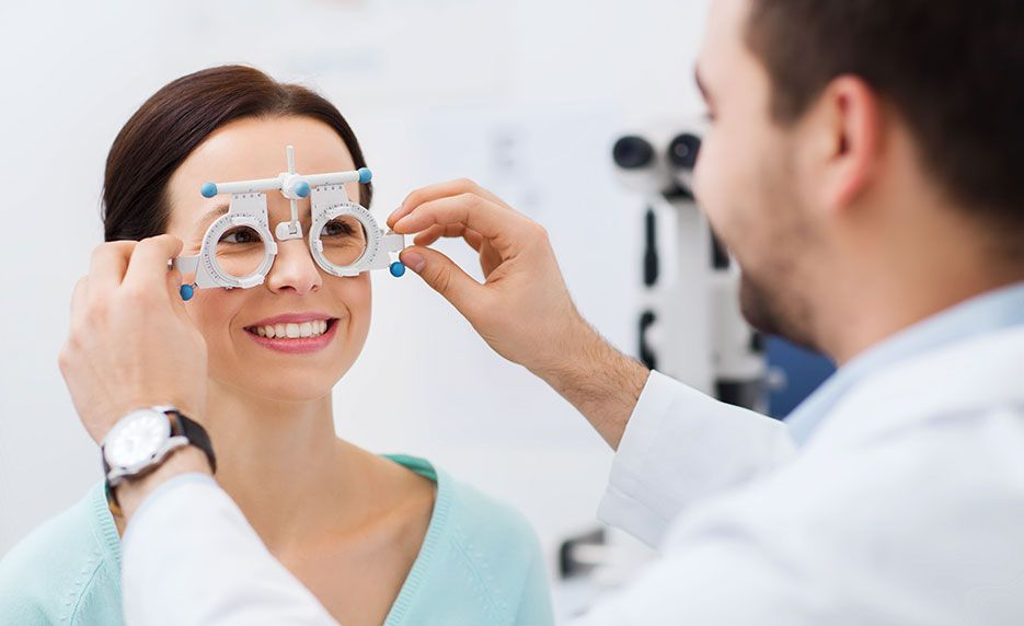 Optician Eye Care Eye Exam Optometrist