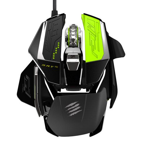 Mad Catz Office R A T Mouse 001