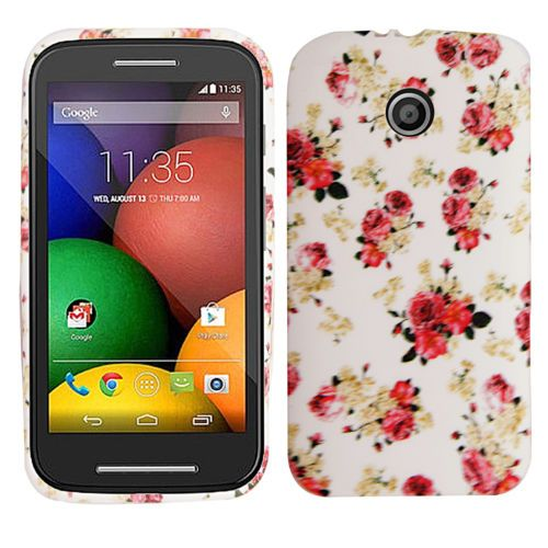 a093c8978b4 For-Motorola-Moto-E-New-Printed-Gel-Rubber-Silicone-Back-Case-Cover-Free-Stylus:  WANT!