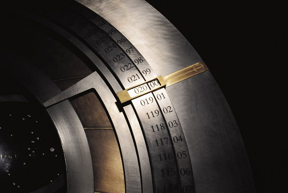 The 10 000 Year Clock Clock The Long Now 10 Things