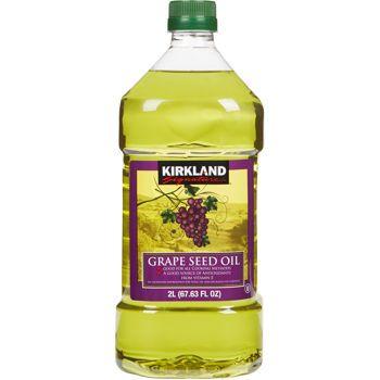 Kirkland Signature Grape Seed Oil 2 L Way Cheaper At Costco