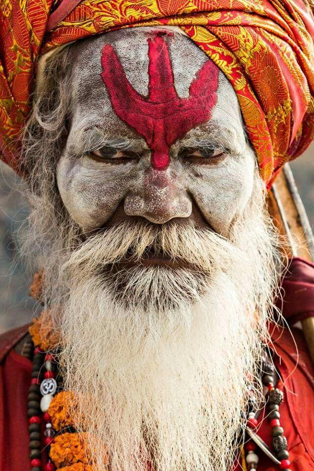 Face of Varanasi # India