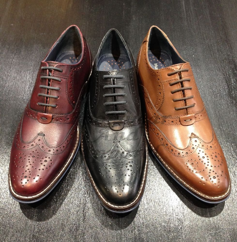 Details about HUSH PUPPIES Made In India Men's Leather