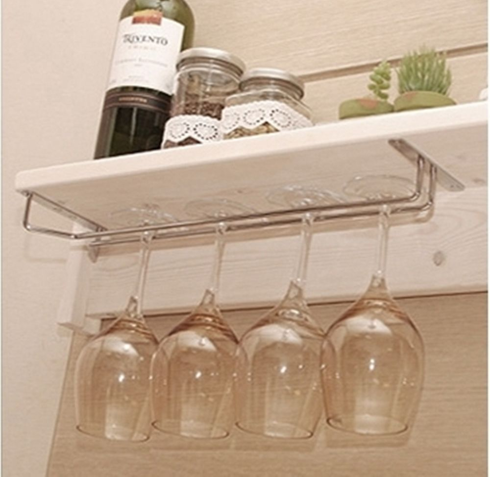 Daily Limit Exceeded Corner Shelves Wine Glass Holder Wine Glass Rack