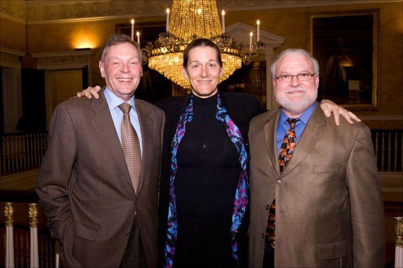 ... Lewis Rubin (University of California), Martine Rothblatt (CEO, United Therapeutics) ...  http://www.williamharvey.co.uk/images/news/uploads/WHRL_00167_XL.jpg