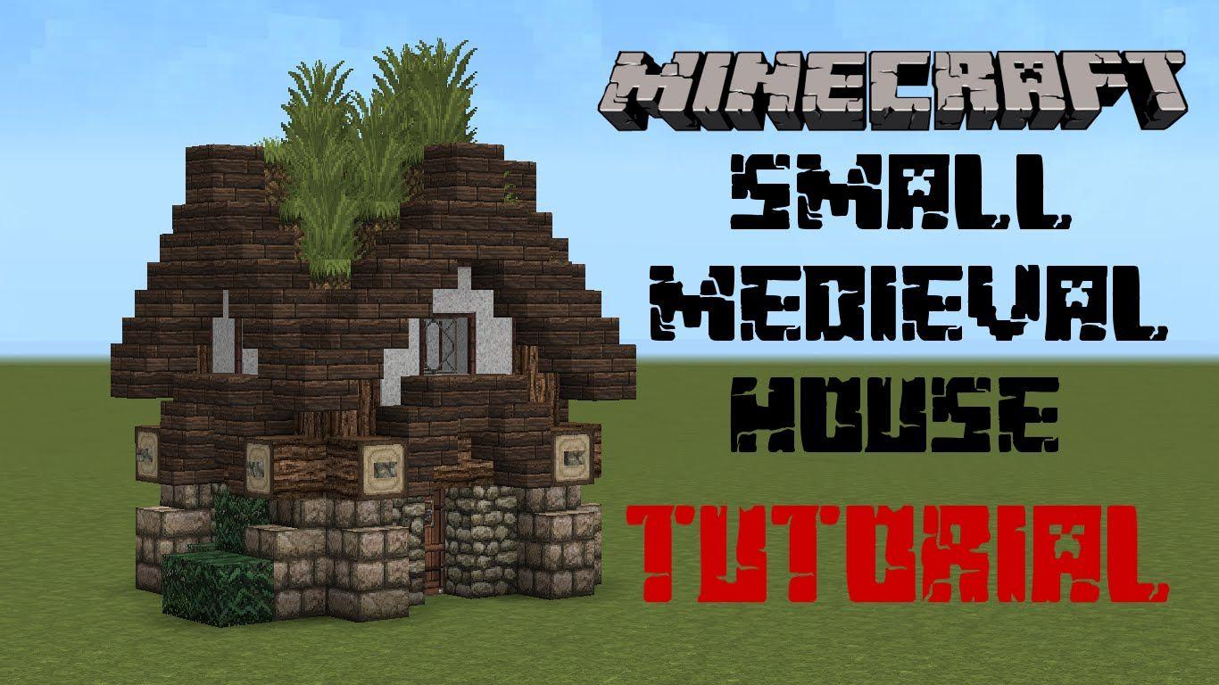 Minecraft Village Medieval House Minecraft Medieval House Tutorial Youtube Minecraft Medieval House Minecraft Medieval Minecraft Tutorial