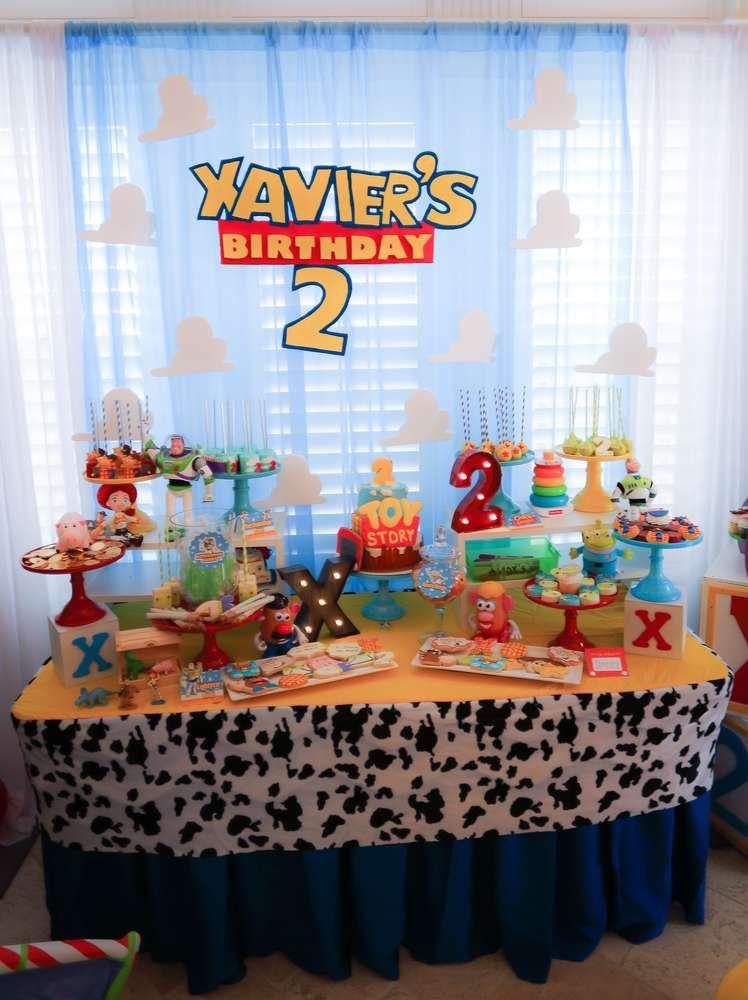 Toy Story Birthday Party Ideas Decoracion Fiesta Cumpleanos