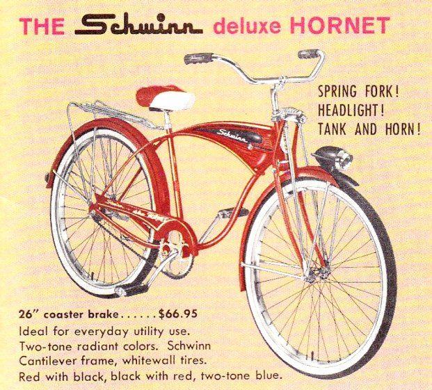 Schwinn Bicycles, Schwinn