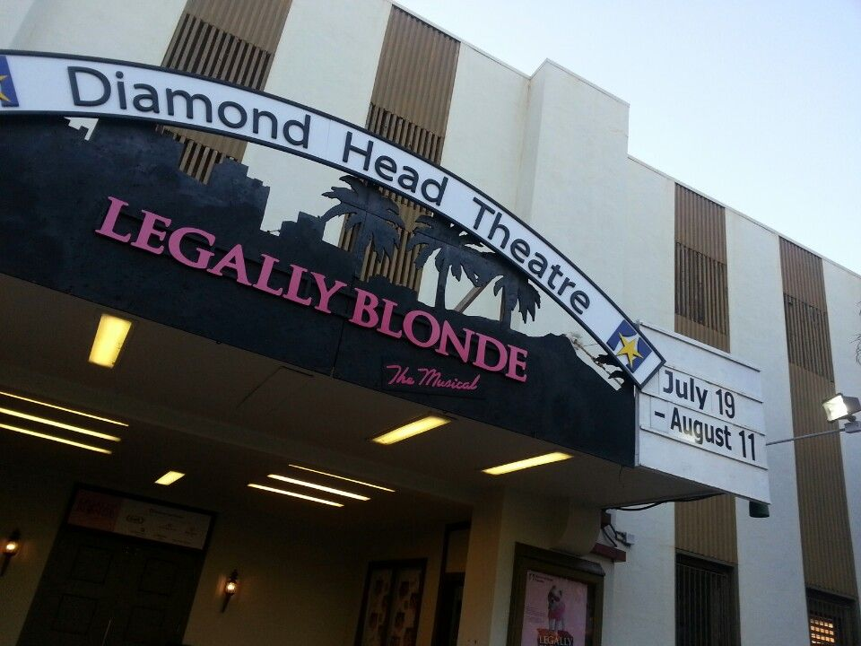 """Diamond Head Theatre in Honolulu, HI - """"Hawaii's oldest and largest community theater group offers a youth troupe and a year-round slate of singing, dancing, and acting classes."""""""