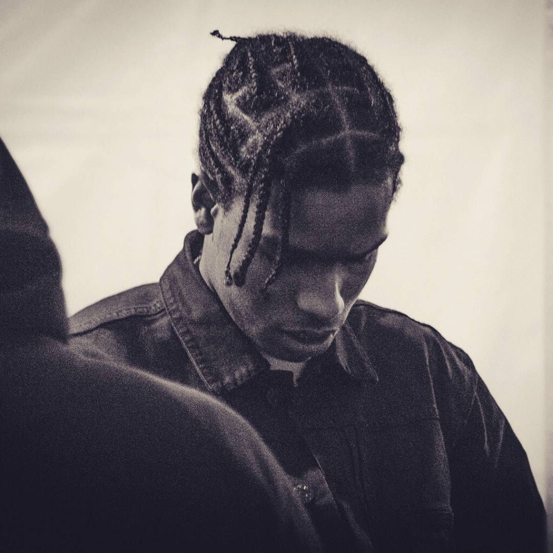 Terrific Awesome 25 Different Ways To Rock Asap Rocky Braids Strong Hairstyle Inspiration Daily Dogsangcom