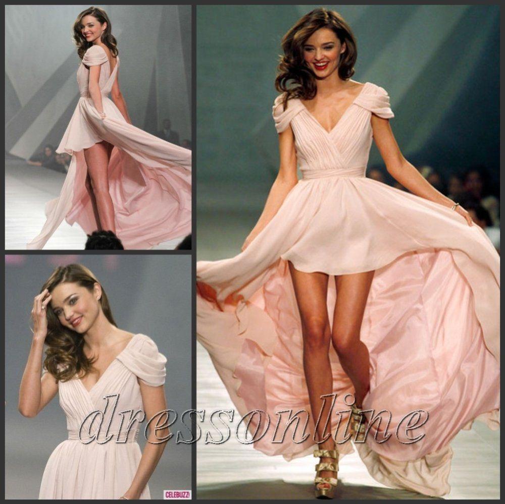 Pink wedding dress short in front long in back  Google Image Result for iiiimgwsphotov