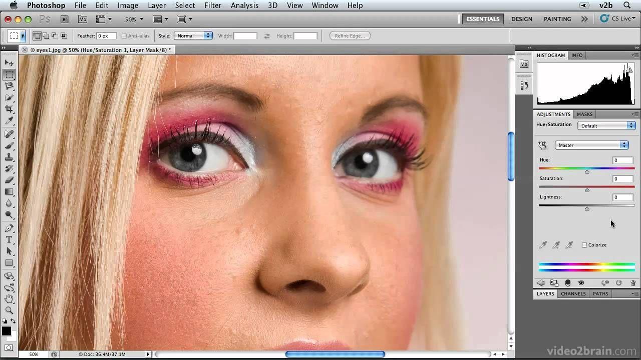 Photoshop cs5 using quick mask mode photoshop tutorials photoshop cs5 using quick mask mode baditri Choice Image