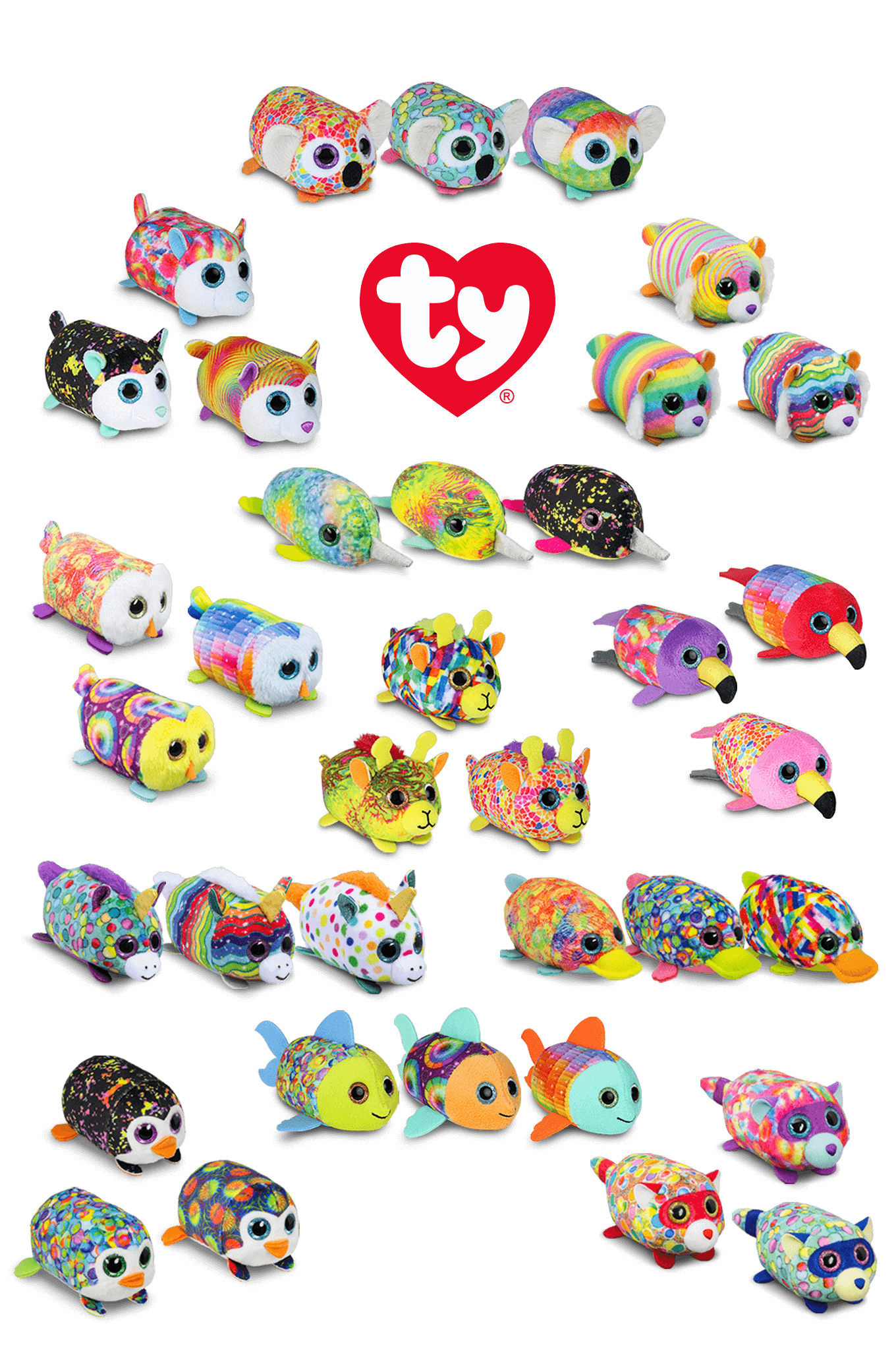 Teeny Tys Toys | Ty toys, Beanie boos, Homemade gifts