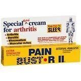 Pain-Bust-R Ii Ointment 3 Oz by Pain Buster. $9.40. SKU NUMBER: 449090.The Mininimum EXP date on product: 1year.DESCRIPTION: Pain-Bust-R Ii Ointment 3 Oz.MANUFACTURER:CONTINENTAL QUEST CORP.INDICATIONS:Brings quick, temporary relief of minor aches and pains of muscles and joints due to arthritis, bursitis, rheumatism, simple backache, muscular ache, strains and sprains. INGREDIENTS:Active Ingredients: Methyl Salicylate NF 17%; Menthol USP 12%.Inactive Ingredients: Deio...