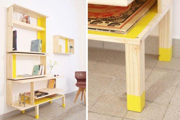 customiser-meuble-ikea-tarva-artav-2 DIY IKEA Pinterest