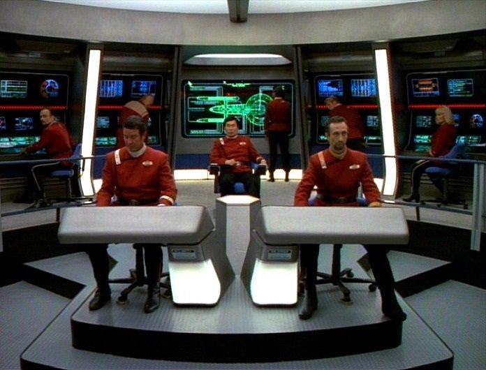 Crew Complement | The Trek BBS