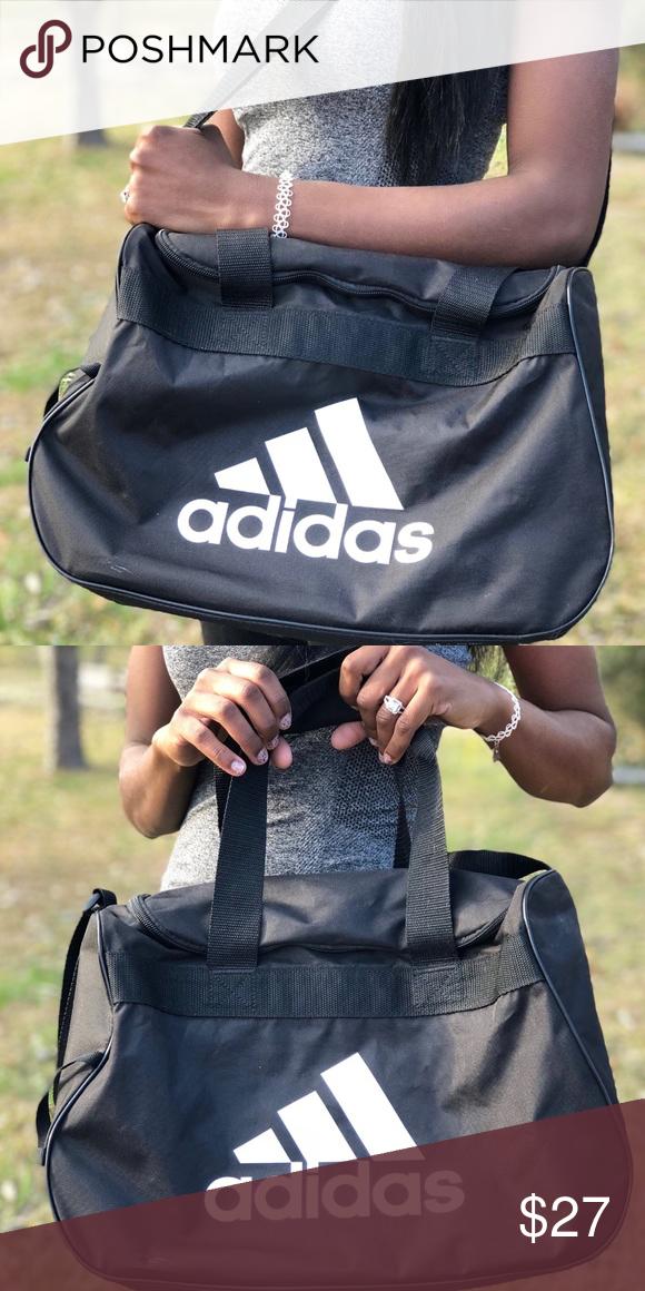 73949d34ea93 ADIDAS Duffle Bag 🌸 Used