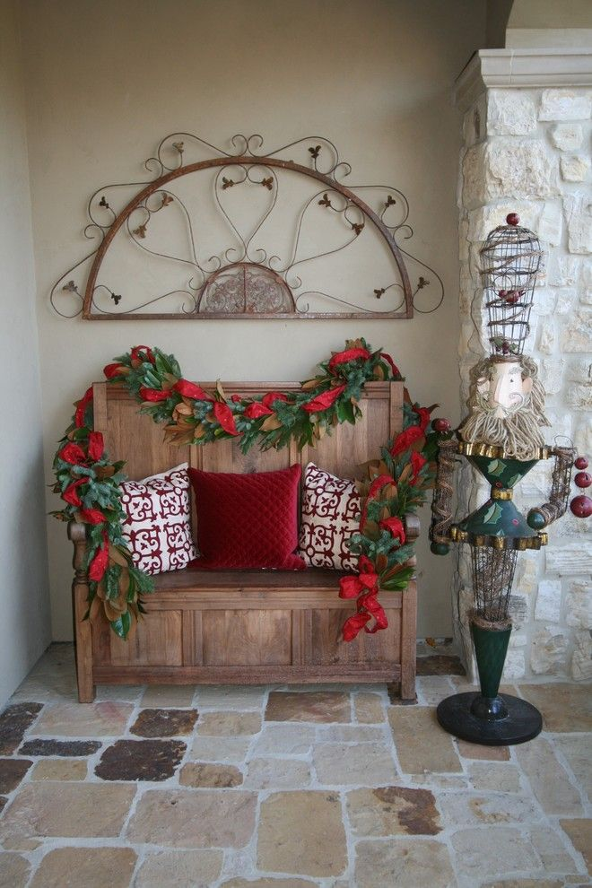 50 amazing outdoor christmas decorations - DigsDigs (With ...