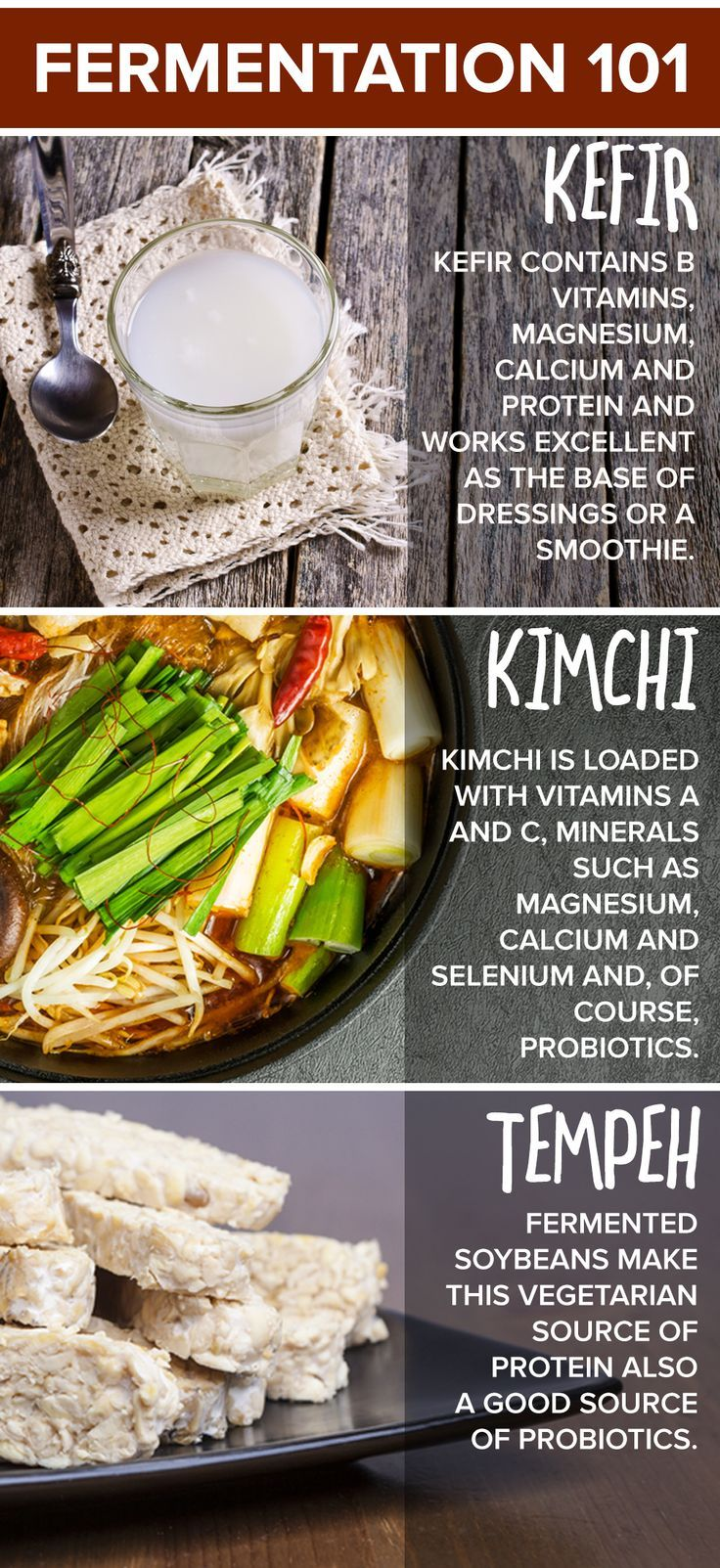 How fermented foods help your gut and your overall health
