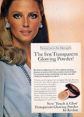 Touch and Glow by Revlon (December 1969)
