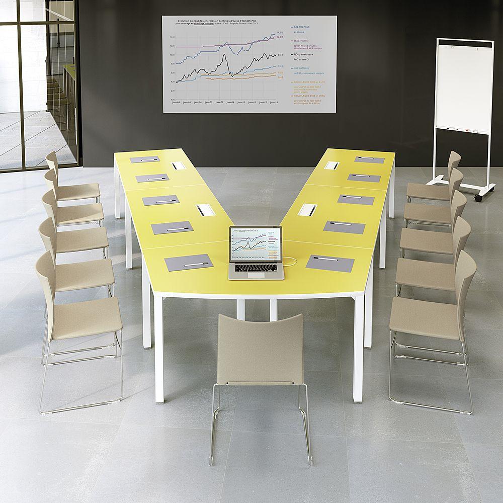 In Quarto Table De Reunion Clen Home Decor Conference Room Table Home