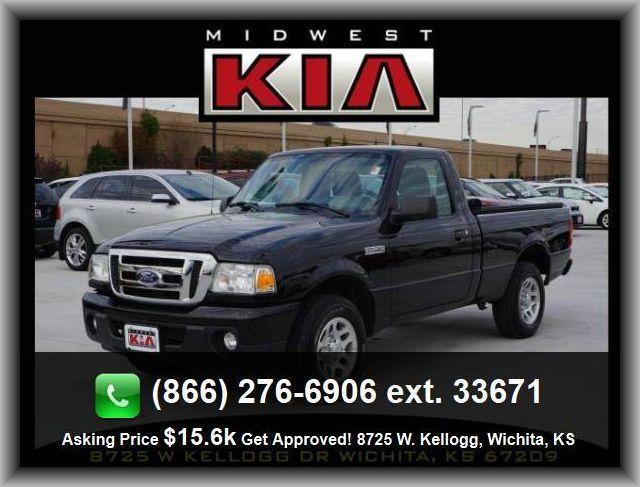 2011 Ford Ranger XL Pickup  Tires: Profile: 70, Fixed Antenna, Wheel Diameter: 15, Urethane Shift Knob Trim,