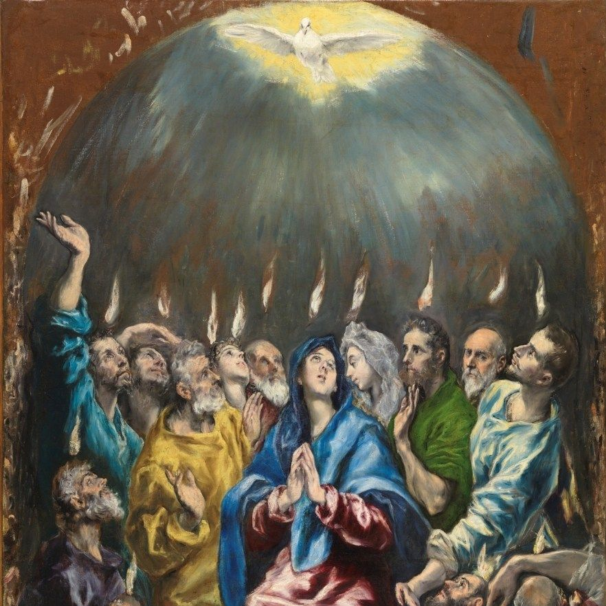 Come holy spirit opening the seven gifts holy spirit