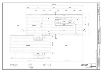 modern floor plan Must-Know Moderns, Farnsworth House