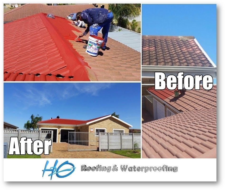 Need High Pressure Cleaning And Roof Painting Done Professionally For More Information And Contact Details Click On The Picture Roof Paint Roof Roof Coating