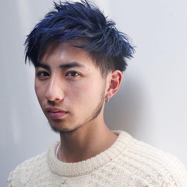 高橋 亮 暗髪 インナーカラーはinstagramを利用しています Notioの