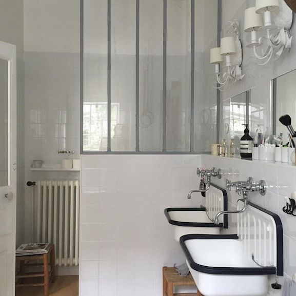 Best Deco Salle De Bain Vintage Gallery - Design Trends 2017 ...