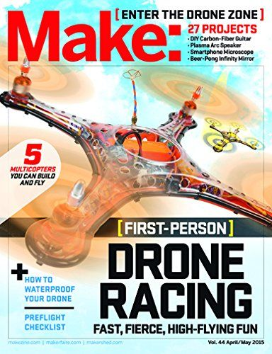 Make: Magazine Subscription | pressies | Rc hobby store