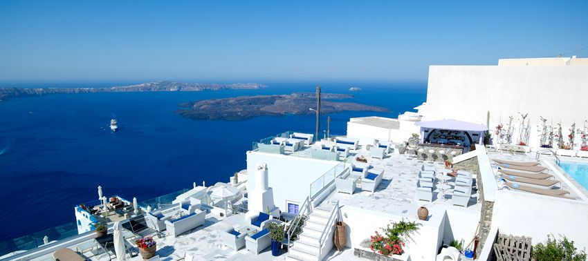 E por falar em turismo, a Grécia é uma excelente opção