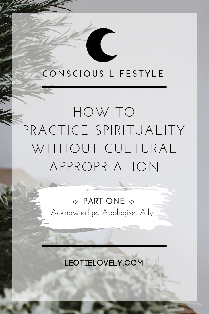 How To Practice Spirituality Without Cultural