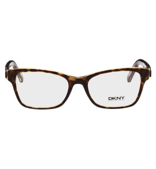 9c6777293e DKNY Womens Tortoise Shell Glasses - 0DY4650 - Opticians - Boots ...