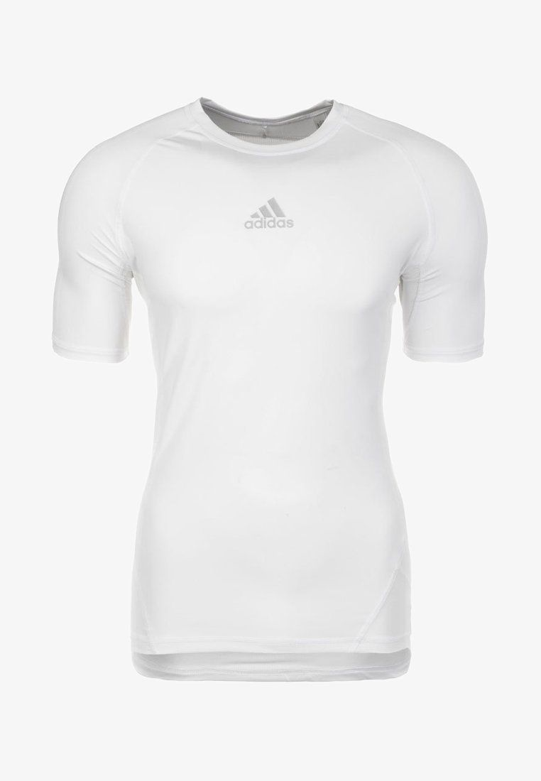 ALPHASKIN SPORT - T-shirt basic - white - Sportkleding