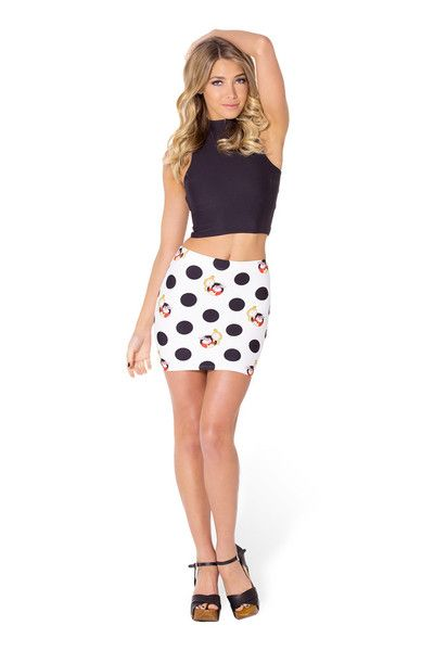 c86dc0d34 Important Date Wifey Skirt - LIMITED › Black Milk Clothing