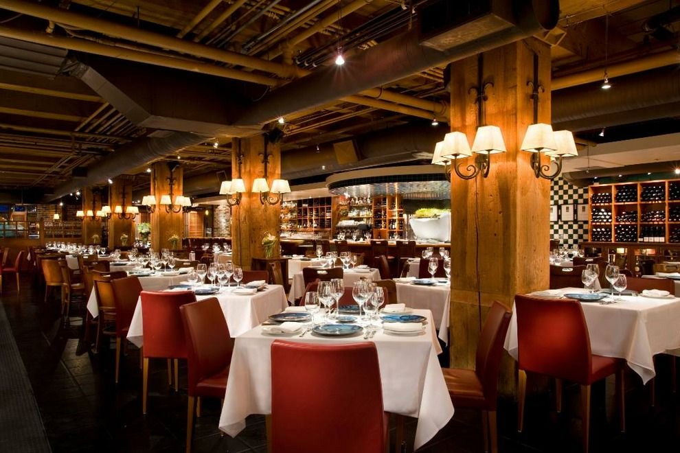 Wine And Dine At Vancouver S Most Restaurants Blue Water Cafe Usa Today 10 Best