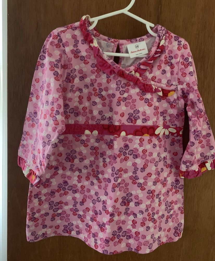 98c8f9adfdc Hanna Andersson Girls Size 120 (6/7 US) Floral Tunic Top #fashion #clothing  #shoes #accessories #kidsclothingshoesaccs #girlsclothingsizes4up (ebay  link)