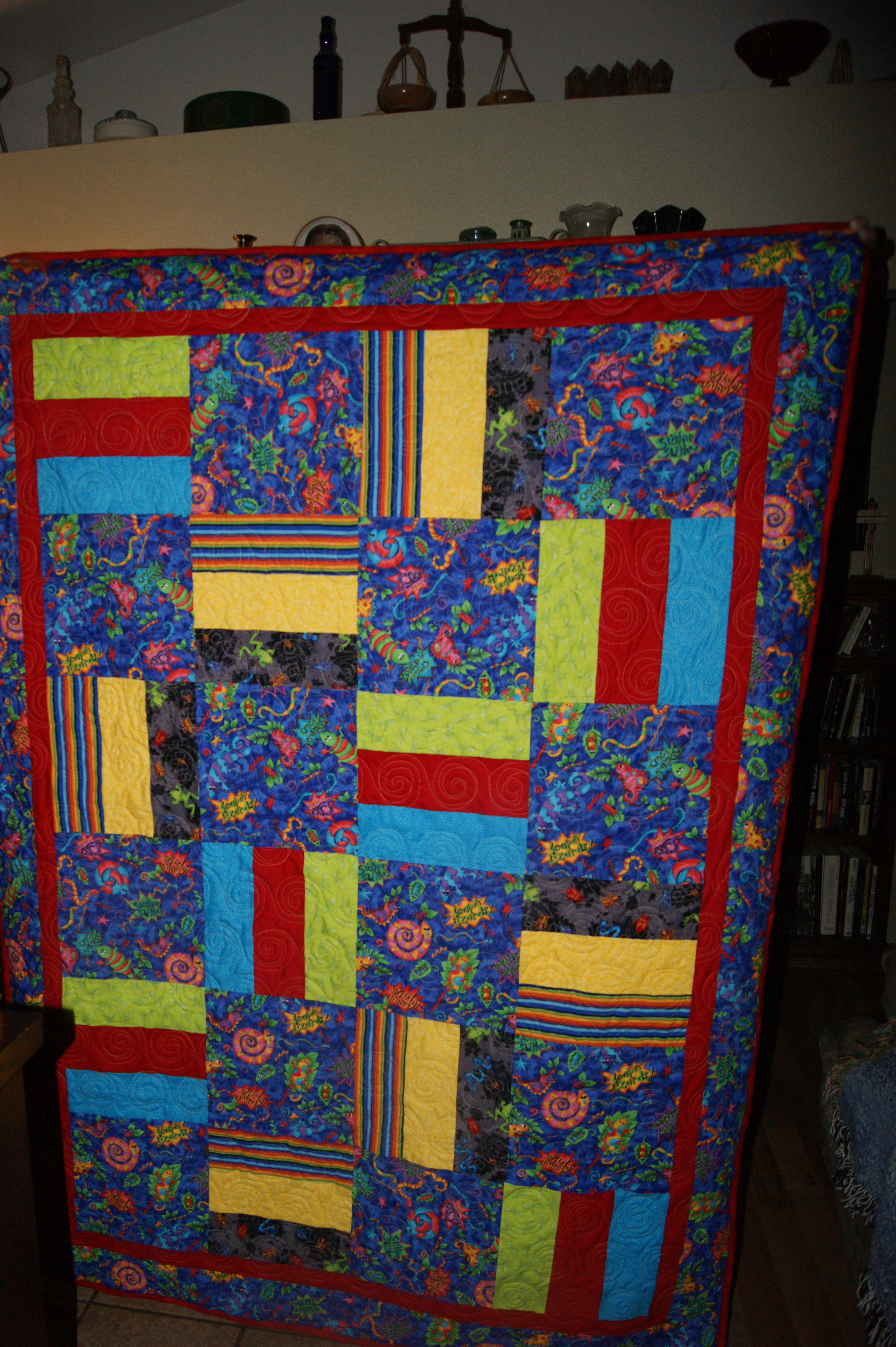 Bug Quilt for Preston | Quilts | Pinterest | Preston : bug quilt - Adamdwight.com